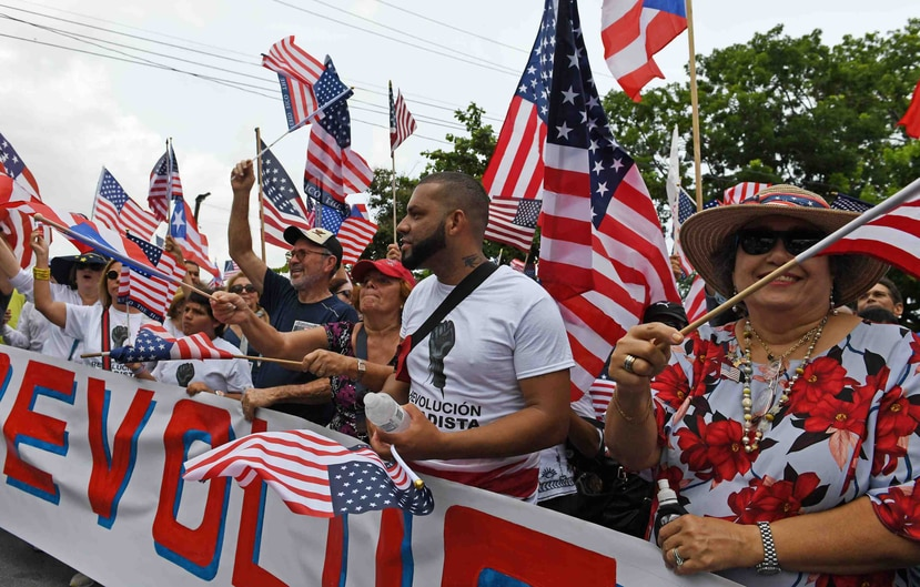 The call represents another example of the fundamental role that young people want to play in the Puerto Rican political map, as this summer mass demonstrations have shown.