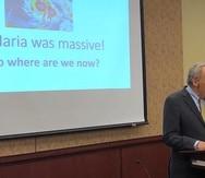 Irwin Redlener, disaster management expert.