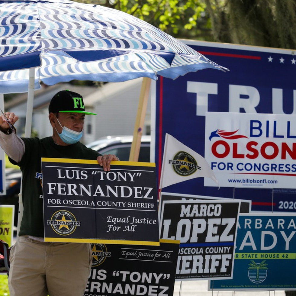 ¿Donald Trump o Joe Biden? Boricuas en Florida explican por quién votarán