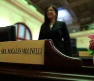 """Nogales Molinelli ha reconocido que fue un """"error"""" omitir información de su informe financiero."""