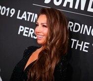 """Thalía asegura que le emocionó """"muchísimo"""" que se haga este especial porque """"es un momento muy importante global para la mujer""""."""