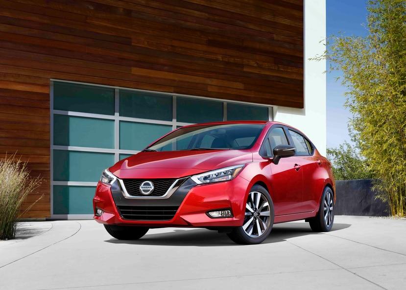 Nissan Versa del 2020. (Suministrada)