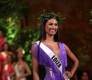 20210720, San JuanPresentacion de las candidatas a Miss Universe Puerto Rico. En la foto, Michelle Marie Colon, Miss Loiza(FOTO: VANESSA SERRA DIAZvanessa.serra@gfrmedia.com)