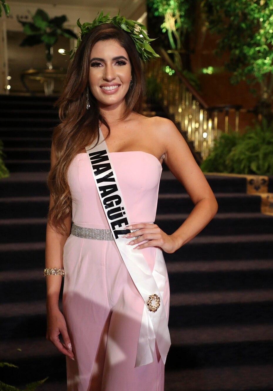 Amanda Ayala, Miss Mayagüez.