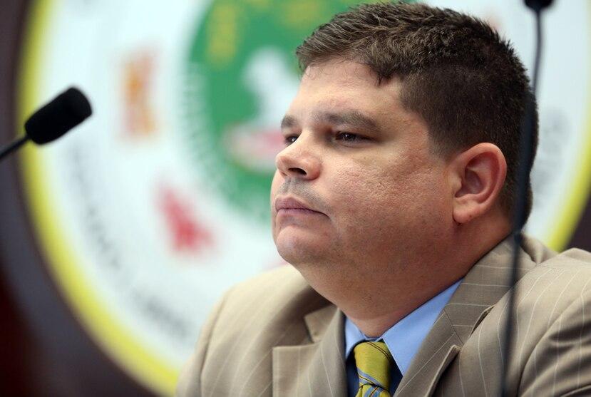 El representante popular Javier Aponte Dalmau.