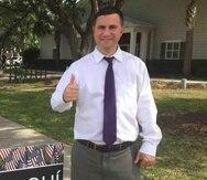 Darren Soto, congresista demócrata boricua por Florida.