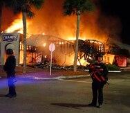 "La legislatura de Florida aprueba proyecto de ley ""antidisturbios"""