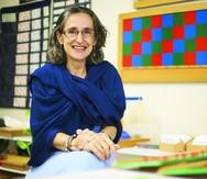 Las escuelas Montessori reestructuran sus métodos de enseñanza