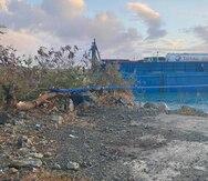 La Guardia Costera investigará anclaje improvisado de la barcaza que alquila la ATM en muelle de Vieques