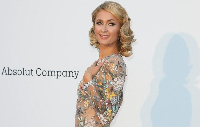 Esta no es la primera vez que la empresaria estadounidense Paris Hilton se compromete.