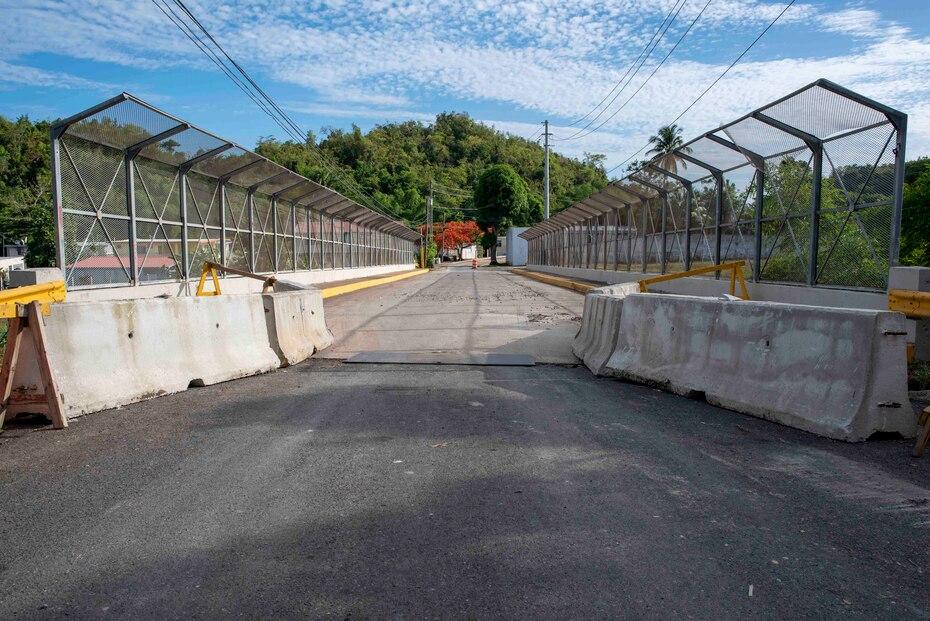 Los accesos que ubican cerca del barrio Hato Tejas, donde ocurrió el incidente, tuvieron que ser cerrados.
