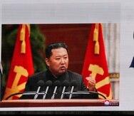 El líder norcoreano Kim Jong-um.