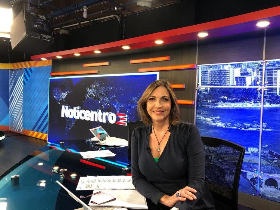 Le periodista Celimar Adames Casalduc renunció a Wapa TV, estación en la que laboró durante los pasados 30 años.