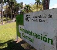 La Universidad de Puerto Rico recibe autorización de la Junta de Supervisión Fiscal  para pagar el bono de Navidad