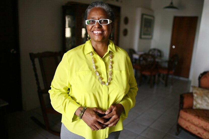 Ana Irma Rivera Lassén consiguió un escaño al Senado por acumulación bajo la insignia del Movimiento Victoria Ciudadana.