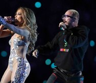 """Jennifer López y J Balvin fueron la representación latina en el concierto """"Vax Live"""""""