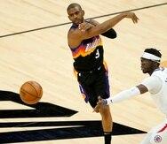 Chris Paul ha sido la pieza clave para el éxito de los Suns de Phoenix en la temporada 2020-21 de la NBA.