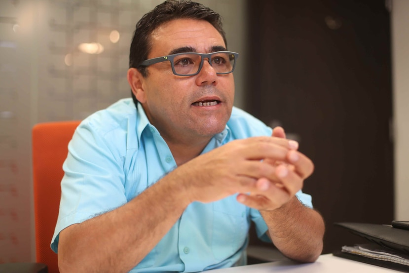 Jimmy Torres Vélez , president of Boricua Vota.
