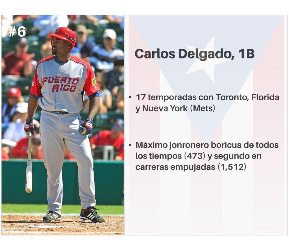 Carlos Delgado (AP)