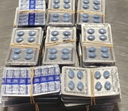 Ocupan miles de pastillas de Viagra falsificadas que venían de República Dominicana