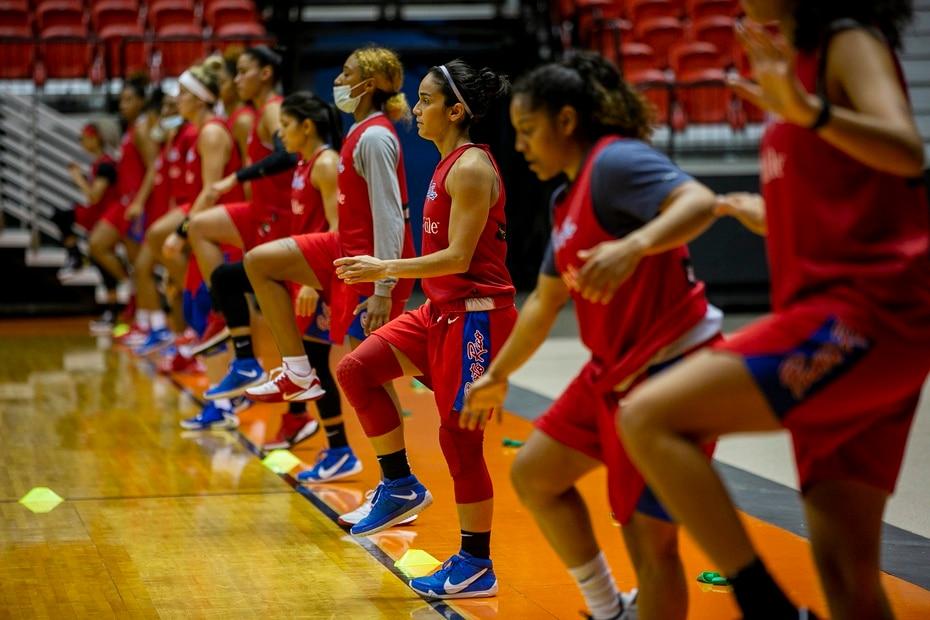 El torneo también sirve de preparación para el debut en los Juegos Olímpicos de Tokio en julio.