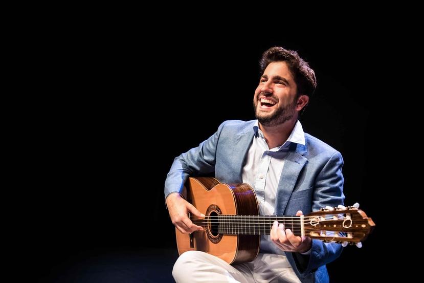 Los conciertos con intérpretes de primer orden, incluyendo al guitarrista español Rafael Aguirre, tendrán una duración aproximada de 45 minutos. (Suministrada)