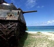 La Marina de Guerra de los Estados Unidos realizó prácticas militares en Vieques durante seis décadas. (GFR Media)