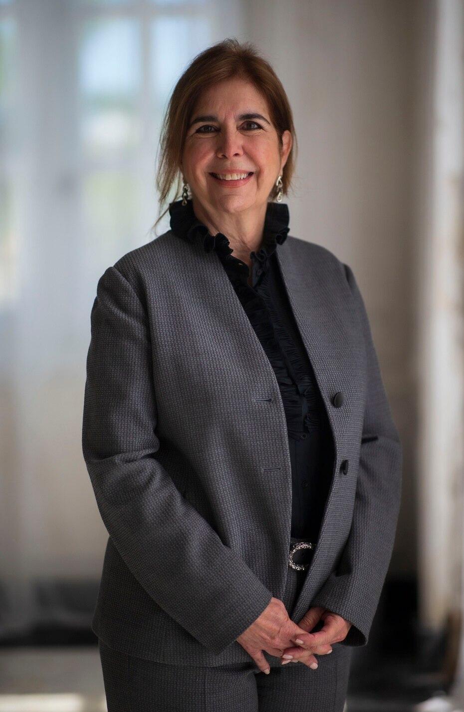 Ileana Borges Borges, directora de la Oficina de Nombramientos Judiciales y Ejecutivos.