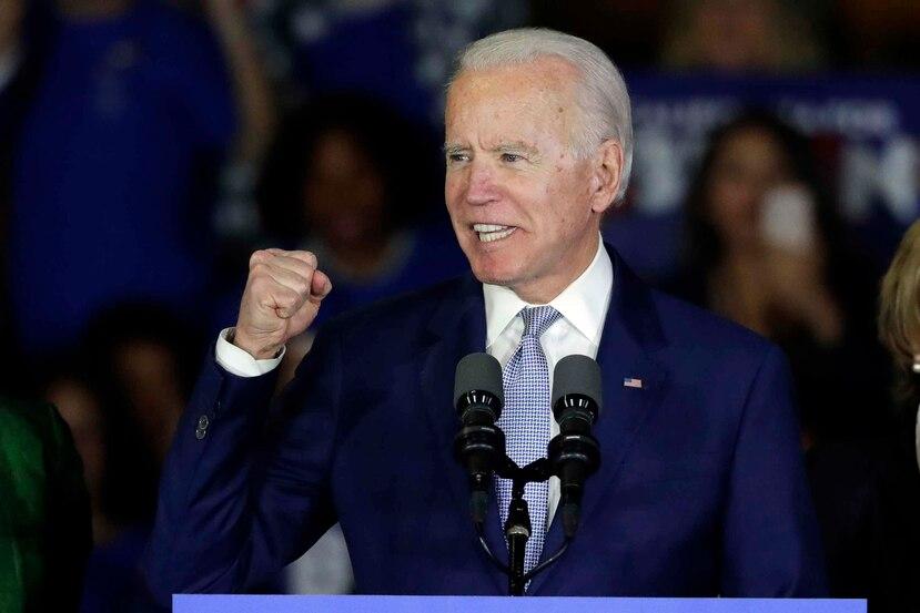 Joseph Biden se había comprometido, entre otras cosas, a acelerar el desembolso de los miles de millones de dólares que el gobierno de Donald Trump no ha entregado a la isla tras la catástrofe causada por el huracán María. (AP / Chris Carlson)