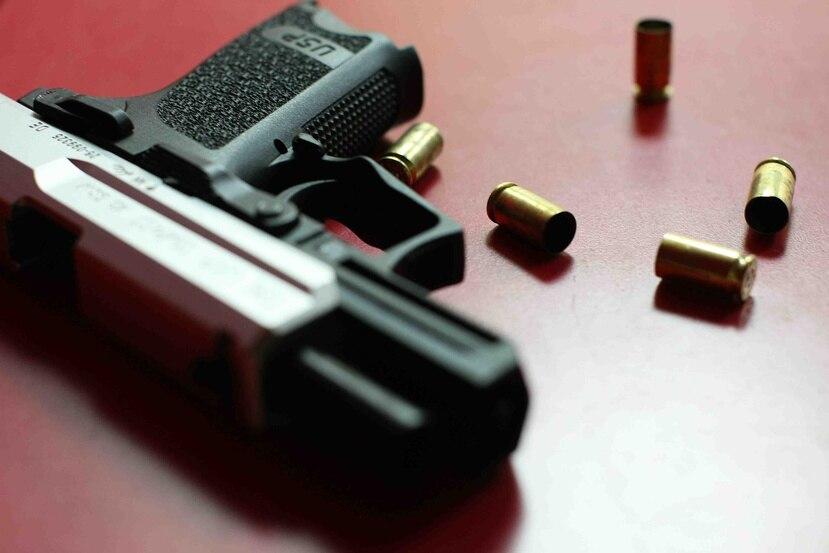 Las armas y municiones que hurtaron eran utilizadas para adiestramientos y entrenamientos de policías. (GFR Media)