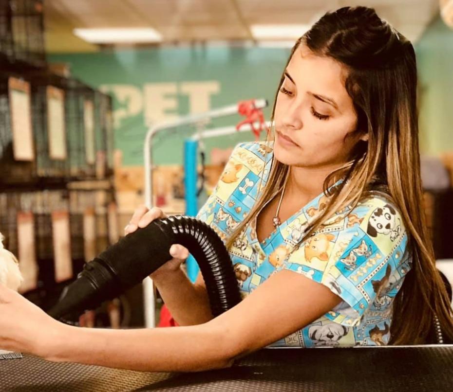 """Keishla Rodríguez, quien tenía 27 años, fue reportada desaparecida el jueves pasado. Trabajaba en un """"pet salon"""" en Carolina."""