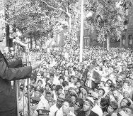 Luther King nos invita a la movilización