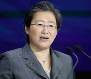 Lisu Su asumió las riendas de AMD en el 2014. (AP / Mark Lennihan)