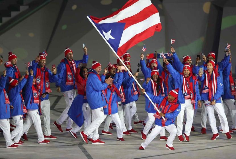 El próximo compromiso de Puerto Rico, dentro del ciclo olímpico, será en Tokio con las Olimpiadas en el verano de 2020. (GFR Media)