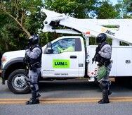 Desde el traspaso de la AEE a LUMA Energy se han reportado otros incidentes como cuando impidieron la salida de camiones en un estacionamiento cerca de la base aérea Muñiz.