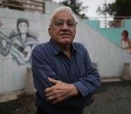 El cantautor Antonio Cabán Vale, mejor conocido como El Topo. (GFR Media)