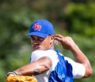 El lanzador Fernando Cruz es parte del equipo.