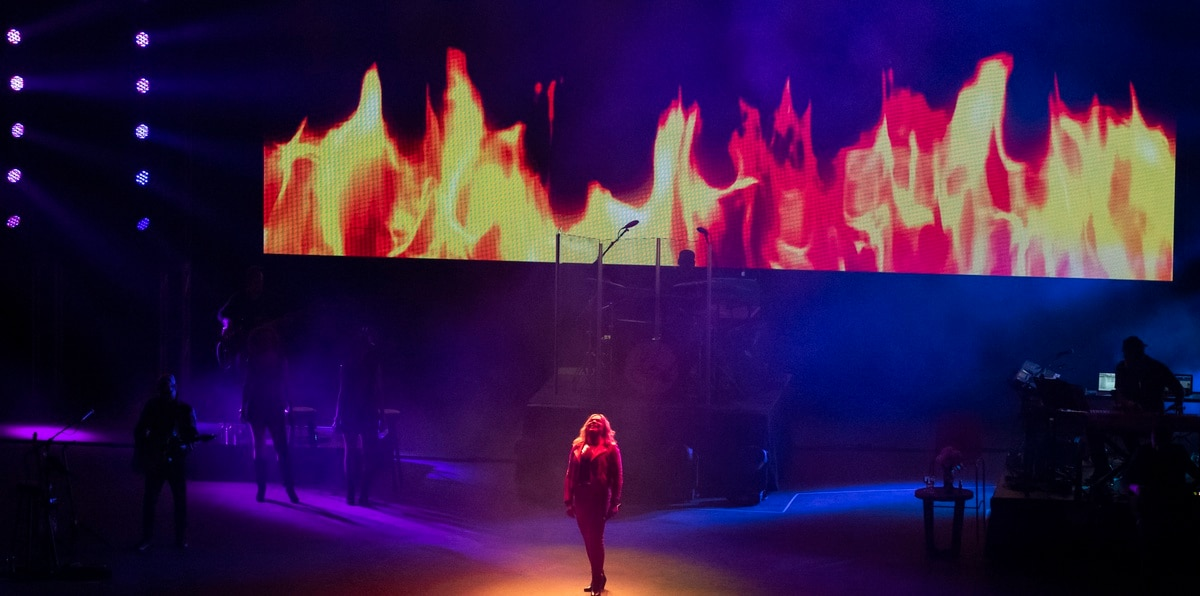 Ednita Nazario y su histórica presentación en el Coca-Cola Music Hall