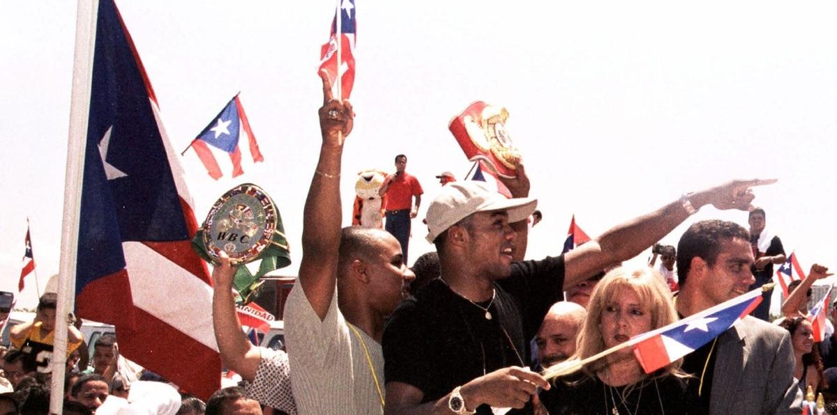 De la Hoya vs. Trinidad: el combate del milenio