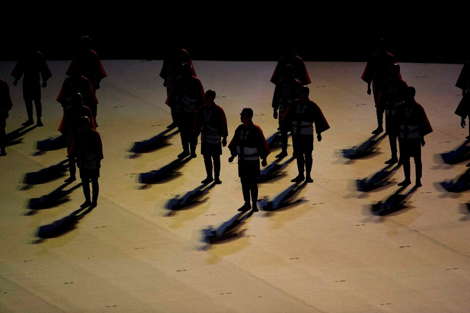El evento que abre oficialmente las Olimpiadas dio inicio a las 7:00 mañana hora de Puerto Rico (8:00 p.m. hora de Tokio).