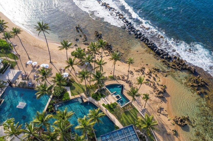 Dorado Beach, a Ritz-Carlton Reserve es un refugio íntimo que ofrece una verdadera sensación de elegancia.