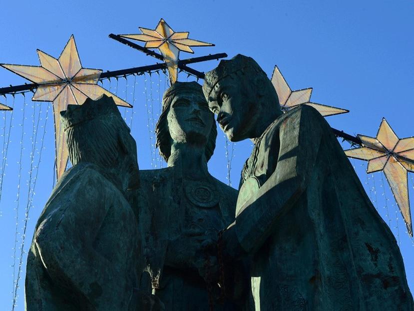 El monumento a los Reyes Magos.(tony.zayas@gfrmedia.com)
