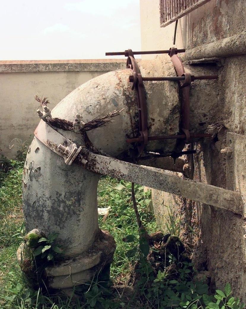 El agua está contaminada con compuestos orgánicos volátiles. (GFR Media)