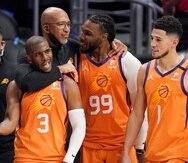Los Suns de Phoenix buscan el primer campeonato en la historia de la franquicia.