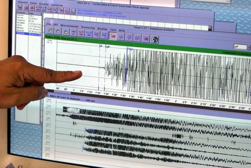 La Red Sísmica de Puerto Rico sostuvo que el sismo se reportó a las 11: 23 p.m. (GFR Media)