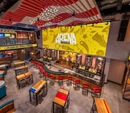 El sport bar, con capacidad para 250 comensales, dará empleo a 75 personas.