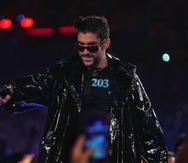 Bad Bunny se ganó el respeto de los luchadores de la WWE con su actuación en WrestleMania