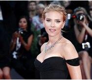 Scarlett Johansson sorprendió a su prometido en vivo con una romántica declaración