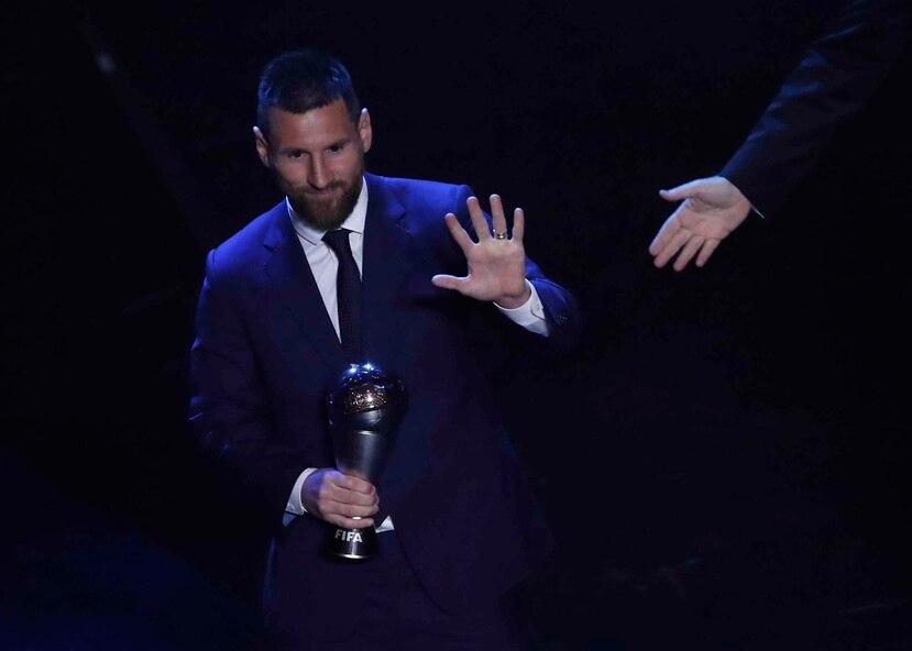 Messi (AP)