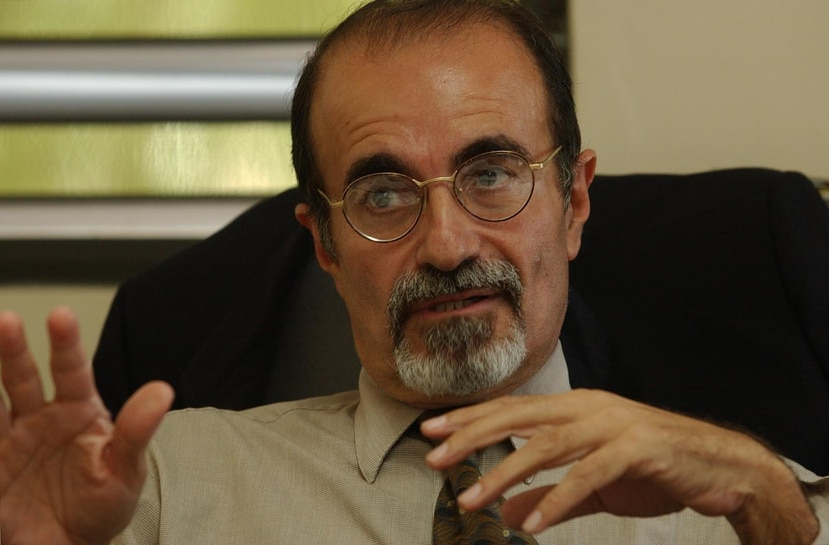 El presidente interino de la UPR, César Cordero Montalvo.